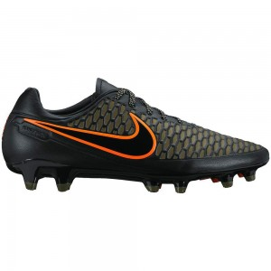 Nike Magista  Orden FG Black Orange