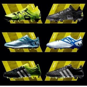 De Nieuwste adidas voetbalschoenen - alles