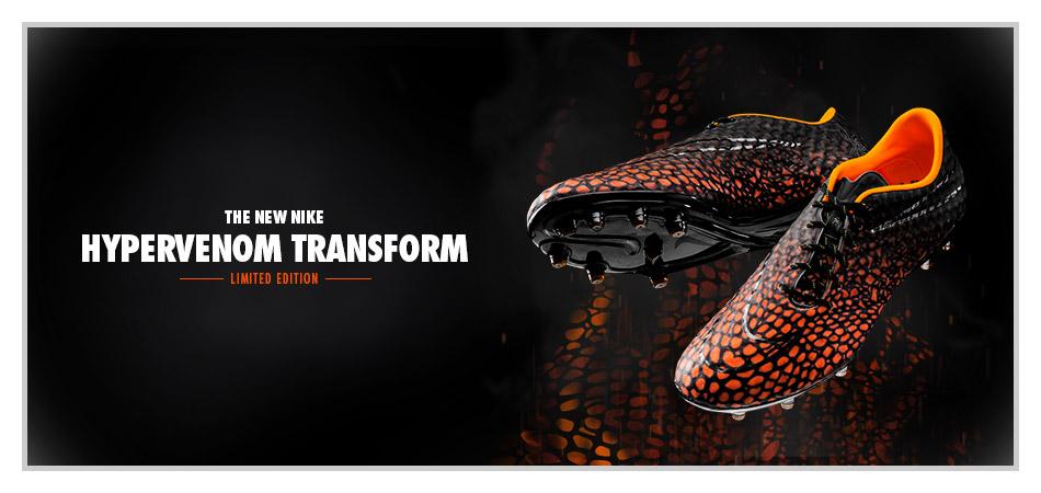 Nike Hypervenom Transform