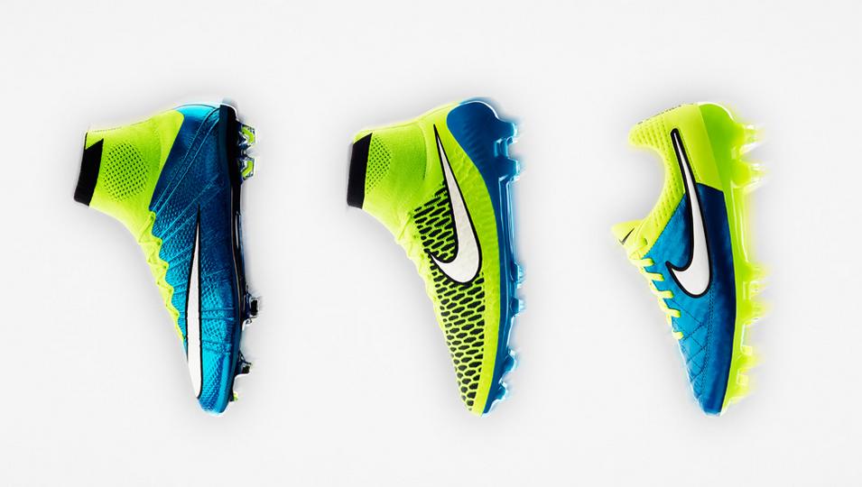 Nike voetbalschoenen WK Vrouwen