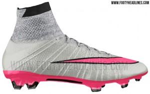Roze Nike Voetbalschoenen