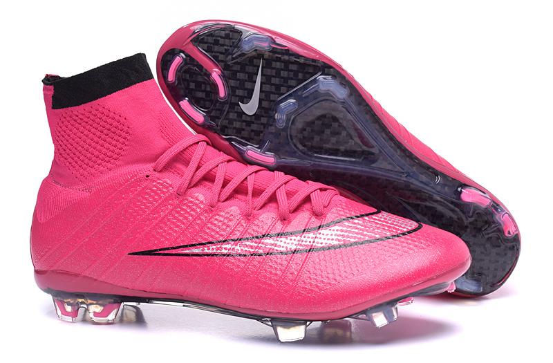 Roze Nike Voetbalschoenen CR7