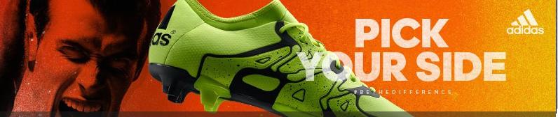 Nieuwe Kunstgras Voetbalschoenen 2015-2016 - Adidas X