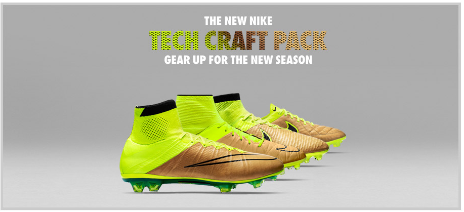 Nike Tech Craft Pack Schoenen