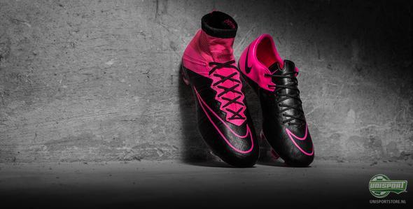 Nike Tech Craft Schoenen - roze zwart