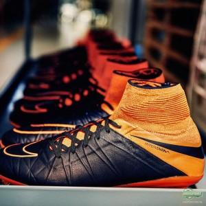 Nike Tech Craft Schoenen oranje zwart