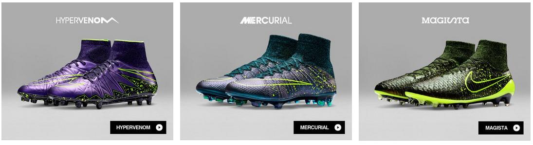 voetbalschoenen met sok flare pack verf