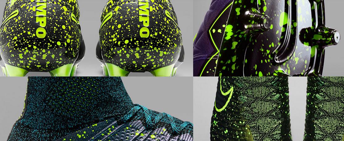 Nieuwe voetbalschoenen Nike najaar 2015