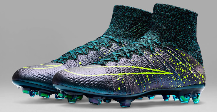 Nike Mercurial Superfly 2015-2016 Blauw