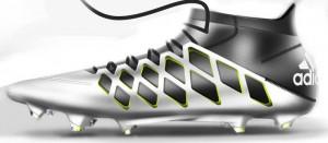 Adidas voetbalschoenen met sok