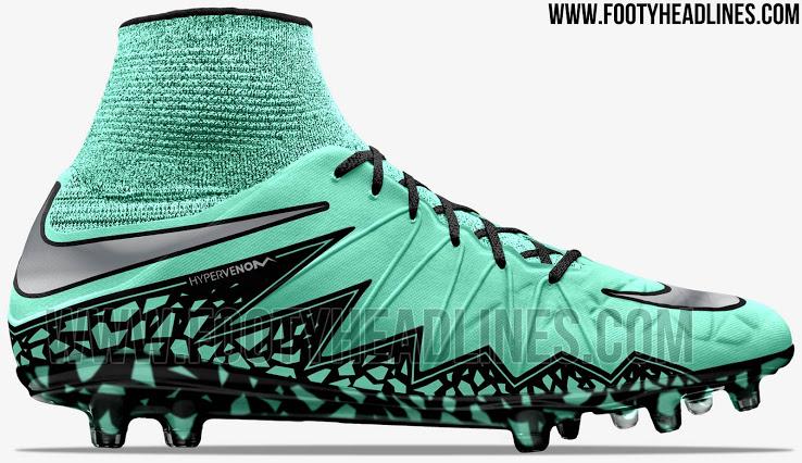 Nike Hypervenom 2016 Voetbalschoenen met sokje