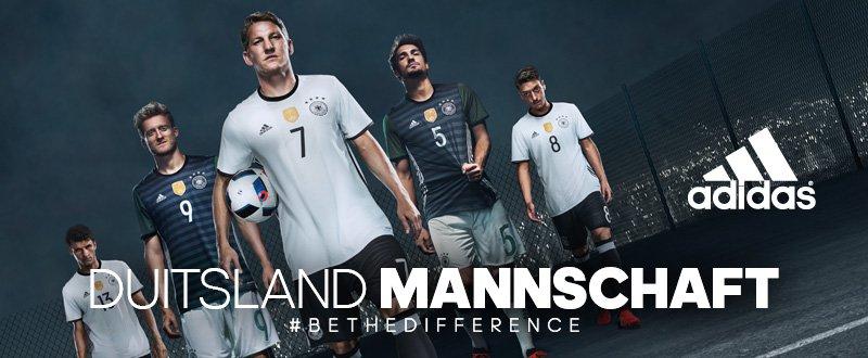 EK Shirt Duitsland 2016