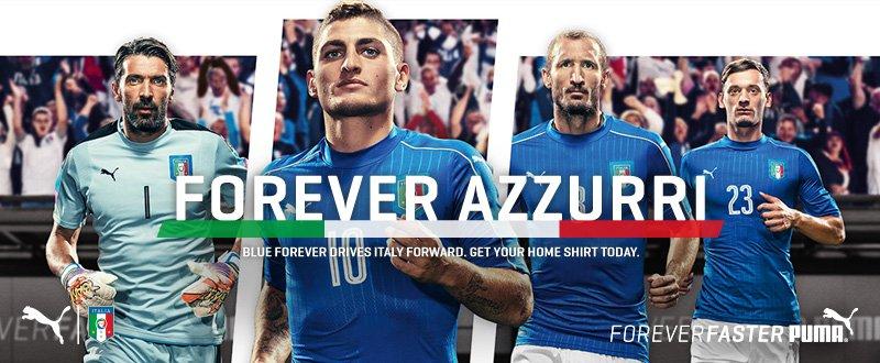 Ek shirt Italie 2016