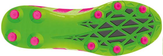 NEXT-GEN ADIDAS ACE Groen roze 16.1 zool