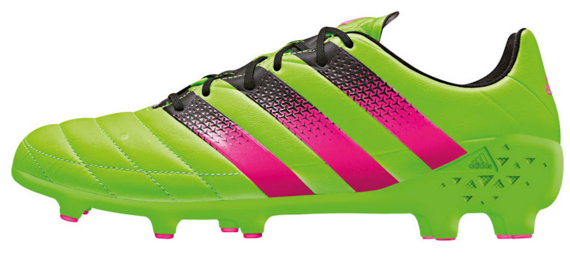 adidas ace solar green 16.1
