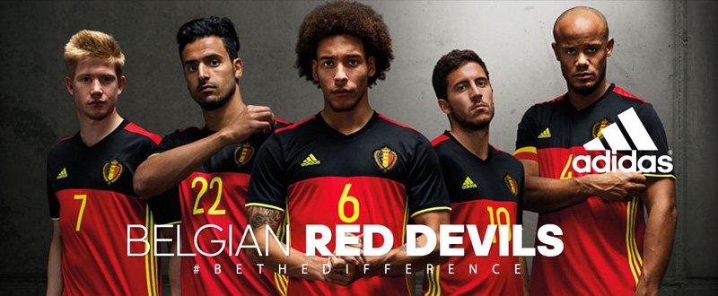 Nieuwe Voetbalshirts EK 2016