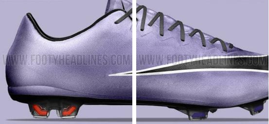 Nike Mercurial Vapor X Urba Lilac