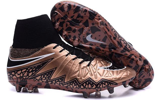 Nike hypervenom phantom brons