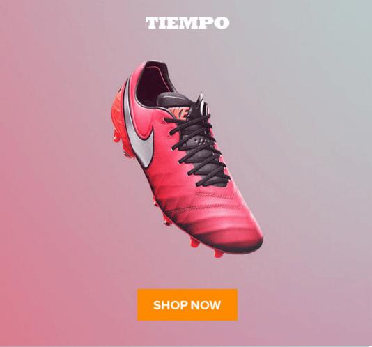 Nike Tiempo Legend Red 2016